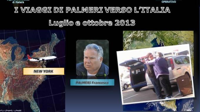 Mafia estradato in italia palmieri numero 3 della for Numero dei parlamentari in italia