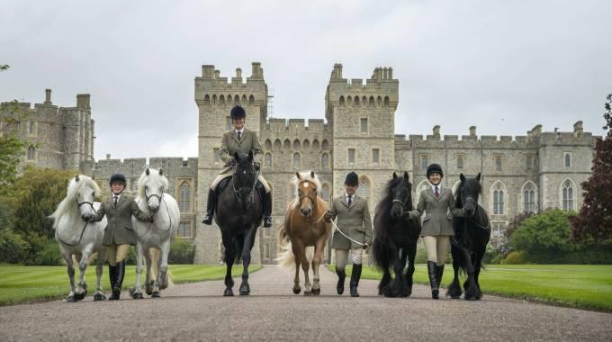 Benvenuti a Windsor! photo Olycom
