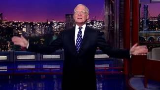 """Letterman: """"Grazie e buonanotte"""". L'addio dopo 33 anni: la parata di Vip. Obama scherza: """"Finito l'incubo"""""""