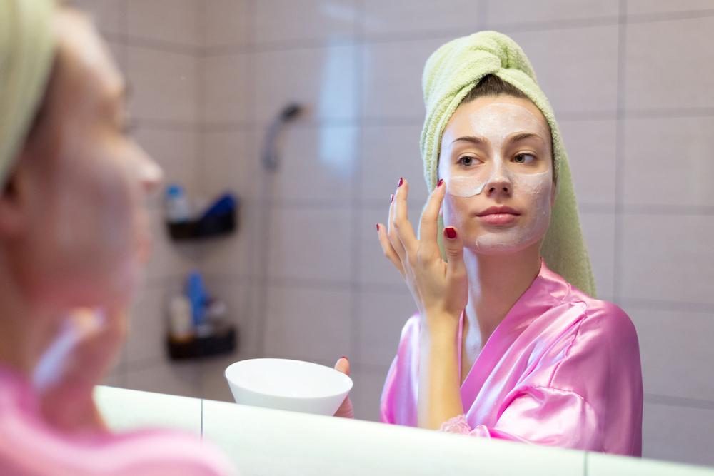maschere di bellezza anti age