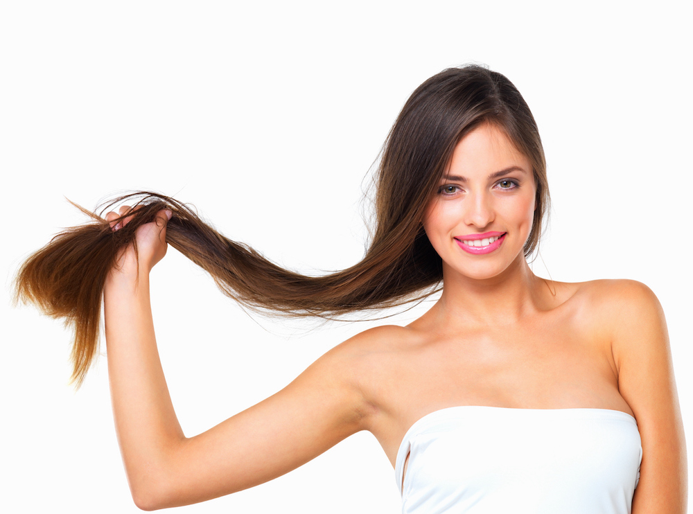 rinforzare i capelli dopo l'estate